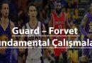 Guard – Forvet Fundamental Çalışmaları