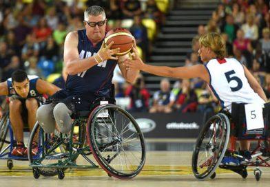 Tekerlekli Sandalye Basketbolu Hakkında Bilgi