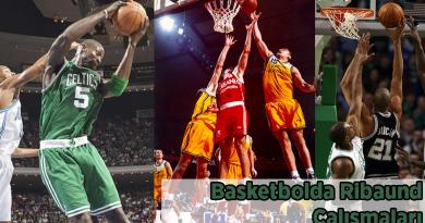 Basketbol Ribaund Drilleri
