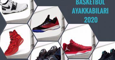 Basketbol Ayakkabıları 2020