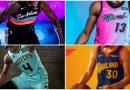 NBA Yeni Sezon Formaları 2021