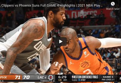 Phoenix Suns – Los Angeles Clippers Maç Özeti