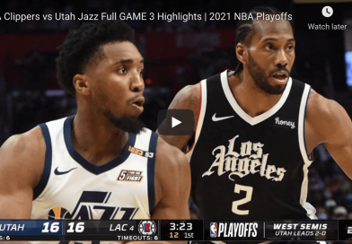 Utah Jazz – Los Angeles Clippers Maç Özeti – NBA 2020/21