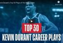 En İyi Kevin Durant Hareketleri