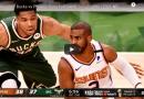 Phoenix Suns – Milwaukee Bucks Maç Özeti