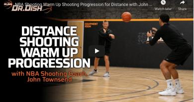 John Townsend ile Basketbol Şut Antrenmanı